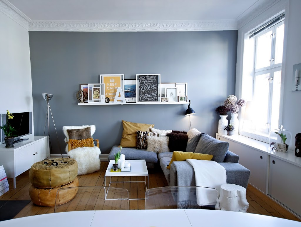 The Fine Line. Source: Traveller Location. This next room illustrates why  decorating a small living