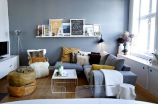 Creating a comfortable living space is always one of the most important  aspects of creating a home. You spend so much of your time in the living  room,