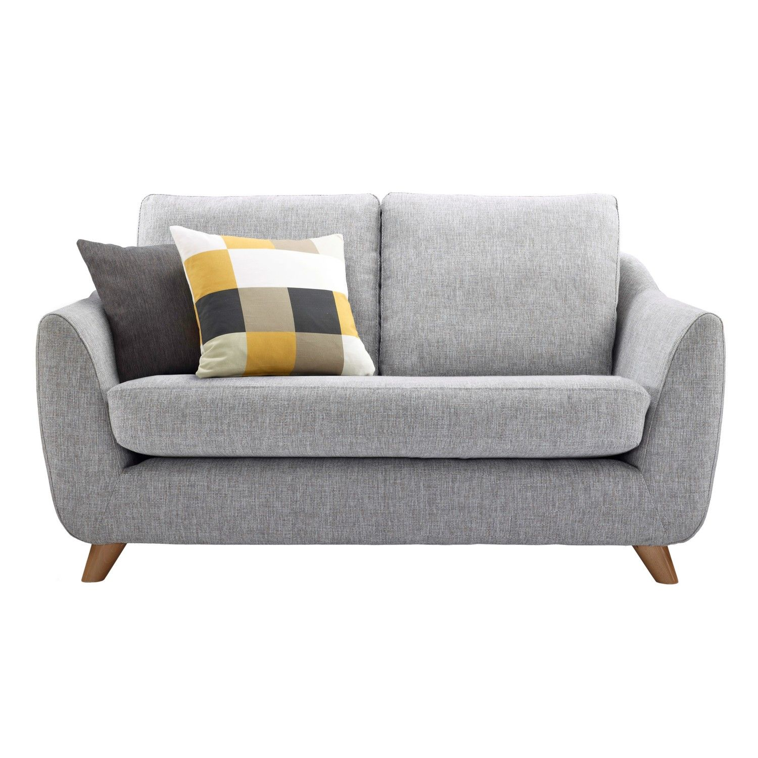 loveseats for small spaces | Cheap Small Sofa Decoration : Fascinating Grey  Legged Cheap Small Sofa .