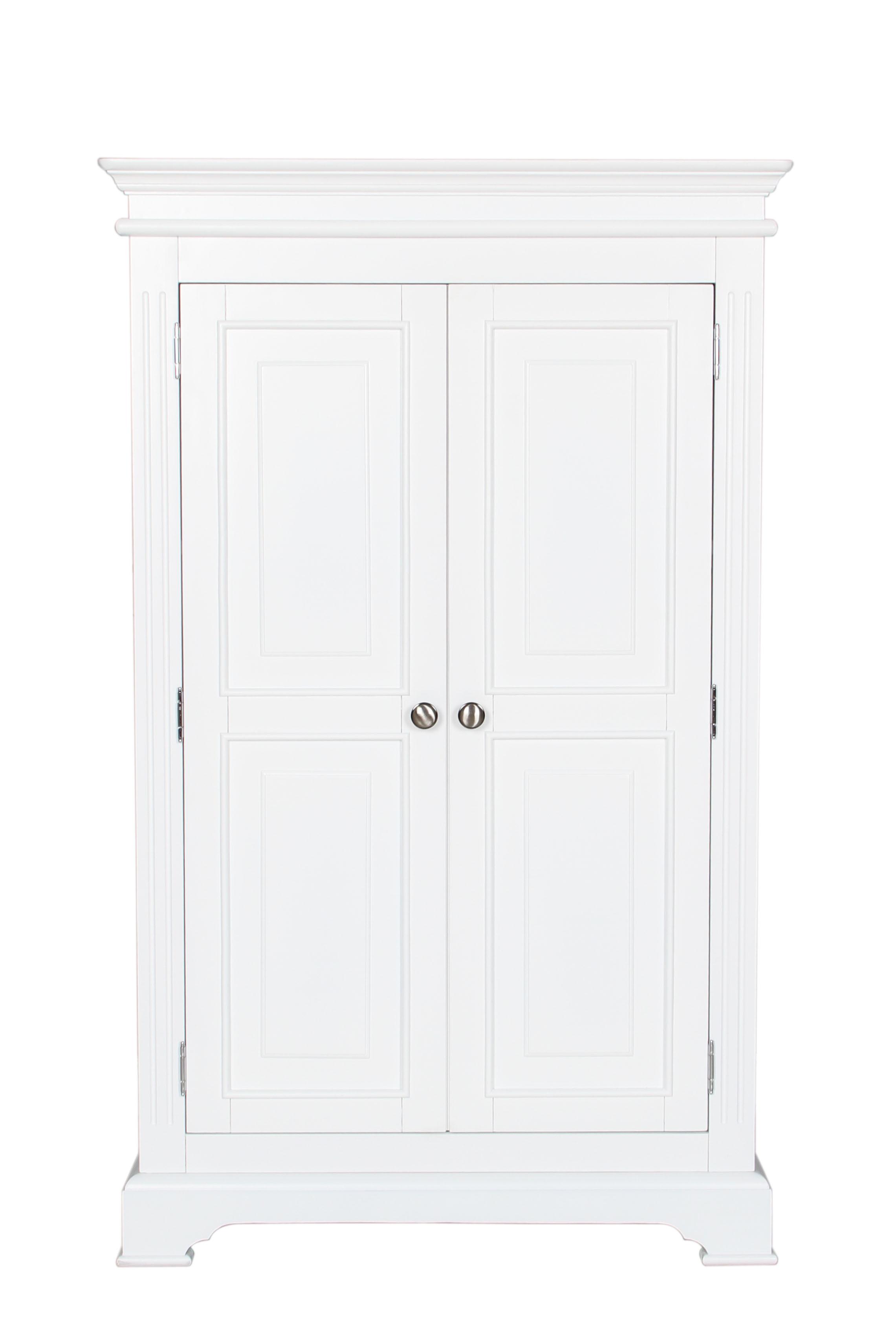 NEWTON 2 Door Small Wardrobe