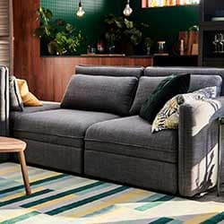 Go to modular sofas