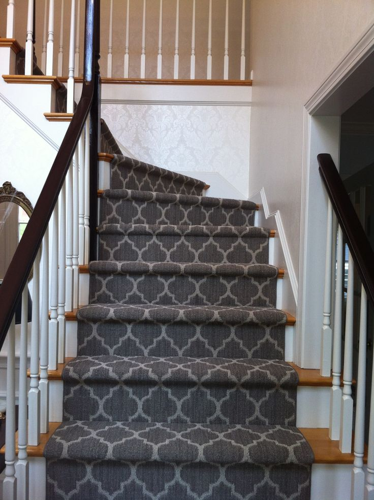 Stair Carpet Runner Pattern