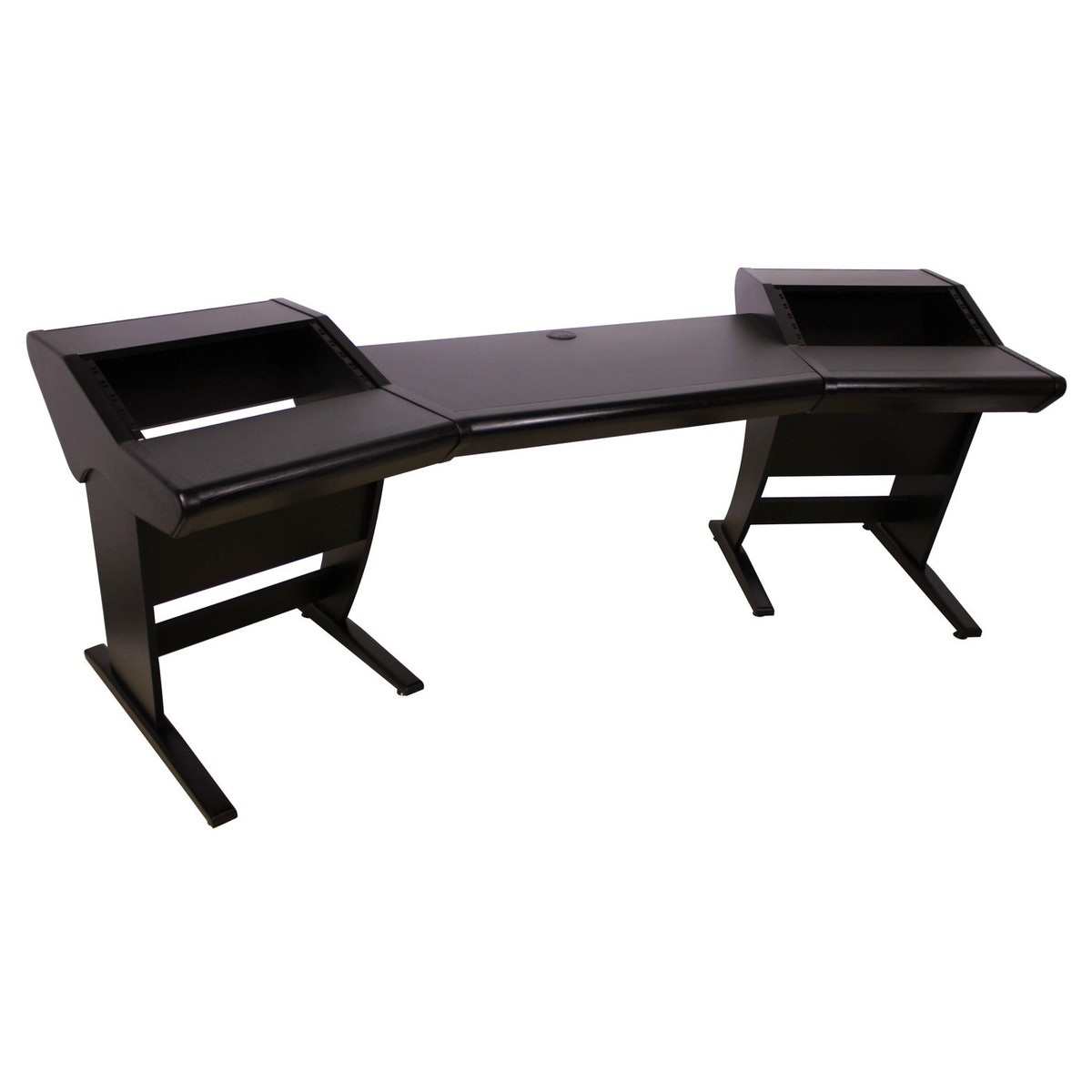 Zaor ONDA Studio Desk, Angled, Black - Angled. Loading zoom · Zaor ONDA Studio  Desk