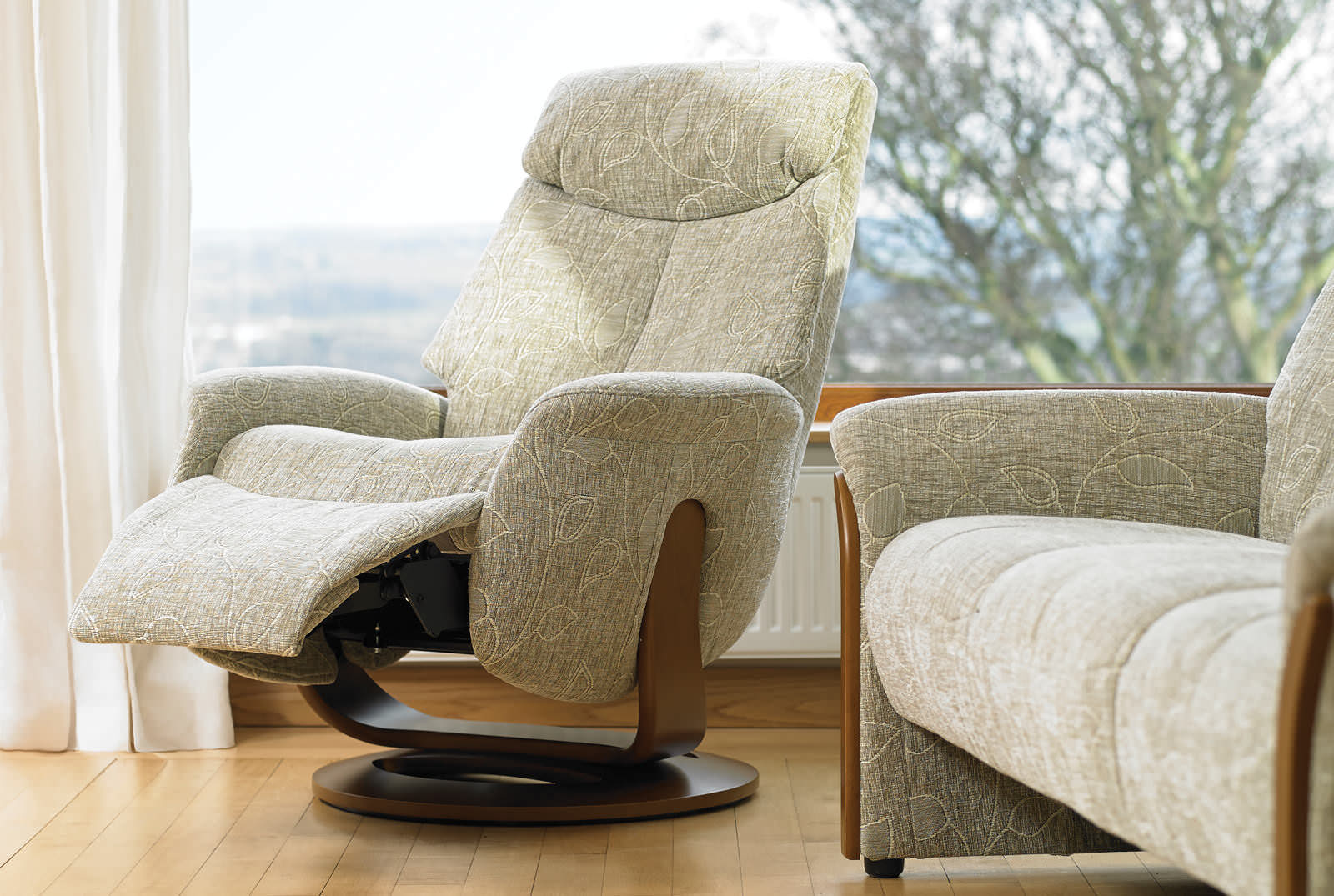 Swivel Recliner Chairs Stylish