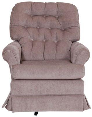 Best Chair Marla Swivel Rocking Chair