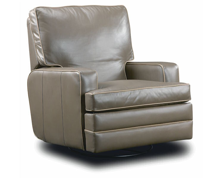 Leathercraft Hale Swivel Rocker Recliner 2947SR