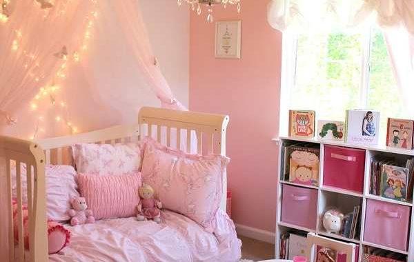 10 fun and beautiful toddler girl bedroom ideas on a budget Toddler Girl  Bedroom Ideas On