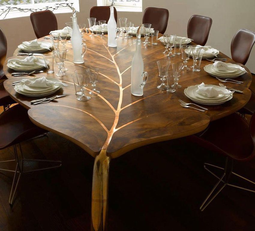 10-Unique-Wooden-Dining-Tables-That-Will-Leave-You-Astonished-7 10-Unique -Wooden-Dining-Tables-That-Will-Leave-You-Astonished-7