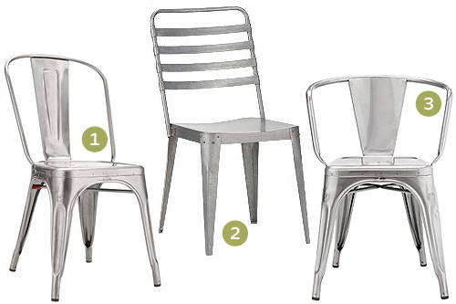 Unique Restaurant Chairs Metal With Marais A Chair Metropolitan Chair  Marais A