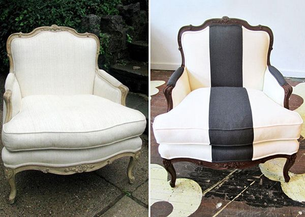 upholstery-refinishing-giving-new-life-to-existing-furniture/Before & After  Chairloom upholstery