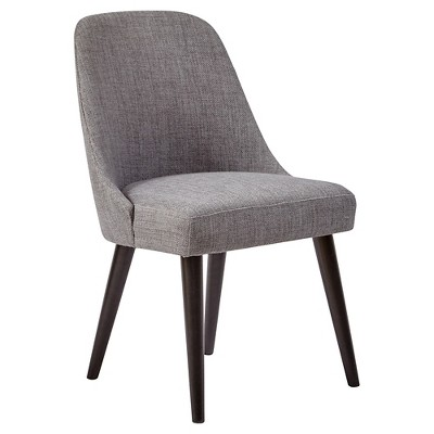 American Retrospective Upholstered Dining Chair (Set of 2) - Gray - Jofran  Inc