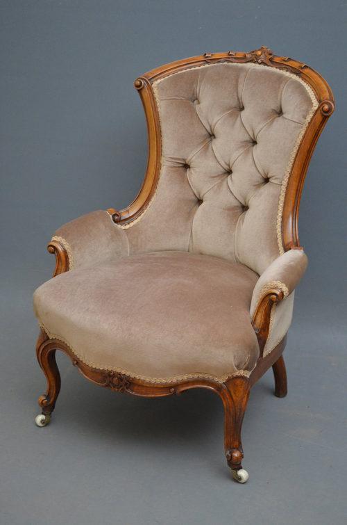 Victorian Armchair