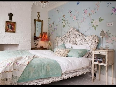 100 Cool Ideas! - VINTAGE BEDROOMS!
