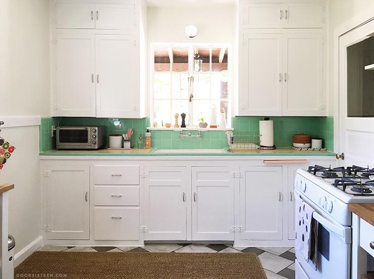 Kitchen makeover - Traveller Location