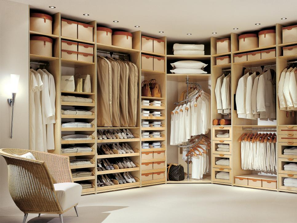 We may make ? from these links. Consider streamlining your walk-in closet