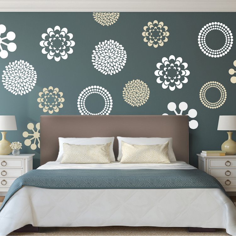 Prettifying Wall Decals. Zoom