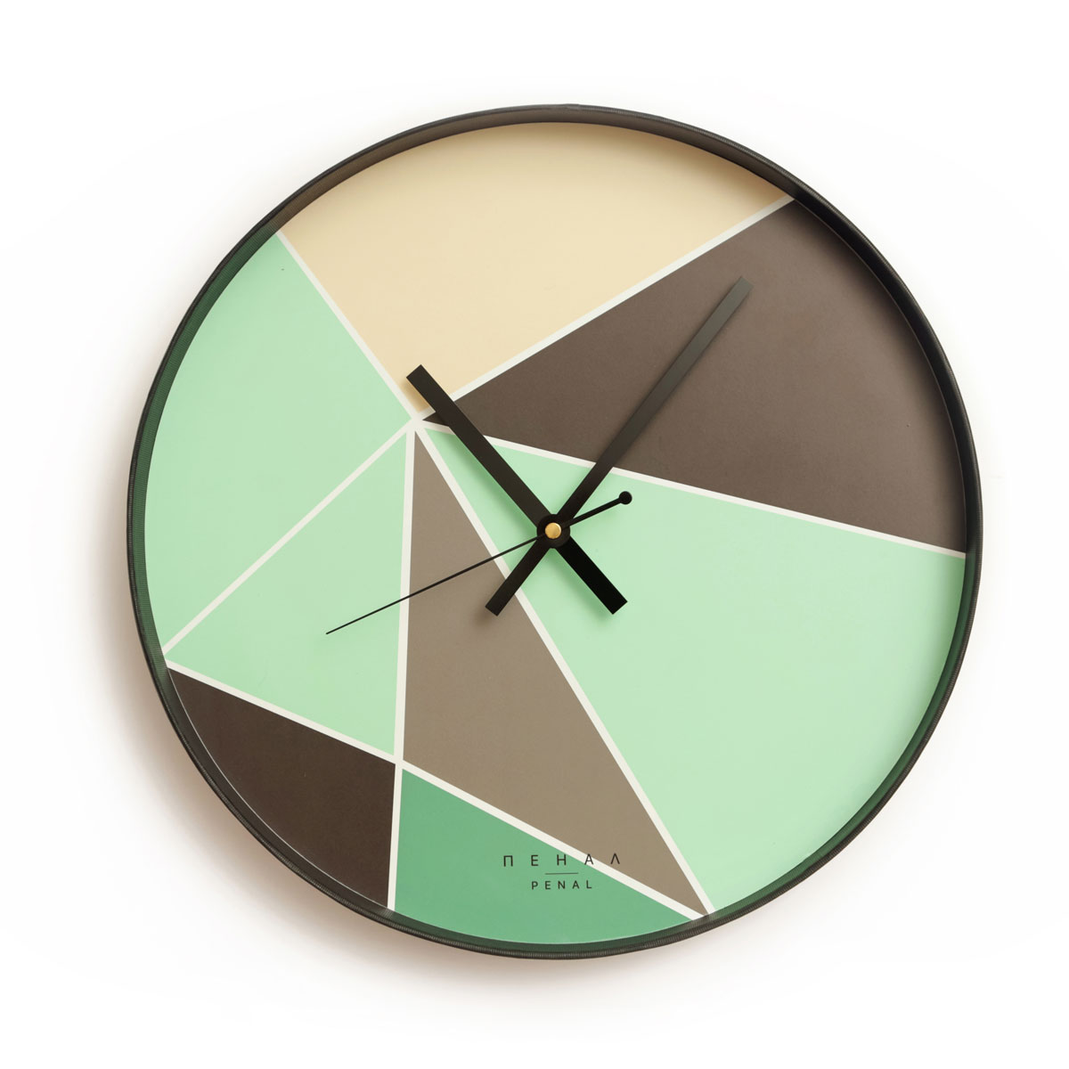 Beyond The Compass Wall Clock
