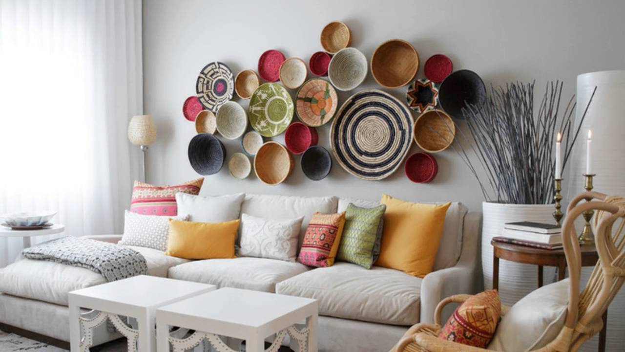 Creative Living Room Wall Decor Ideas