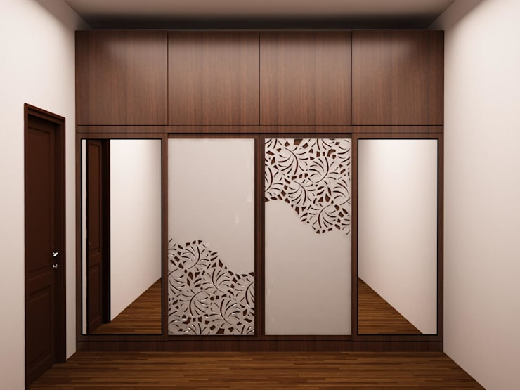 10 wardrobe designs for your modern home
