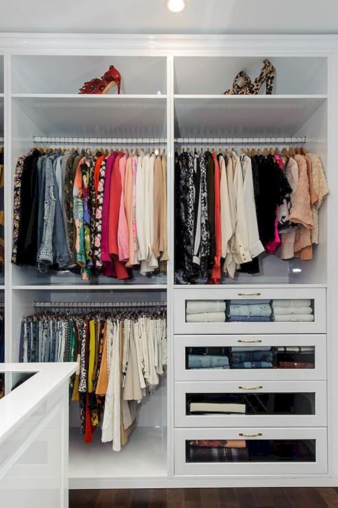 Wardrobe Storage Ideas 6