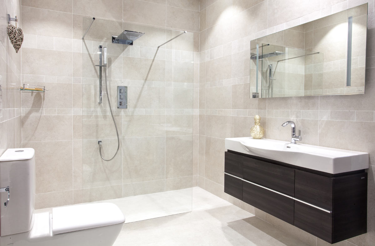 Get your feet wet with some inspiration and information about this trendy  bathroom style before you opt for a wet room in your home.