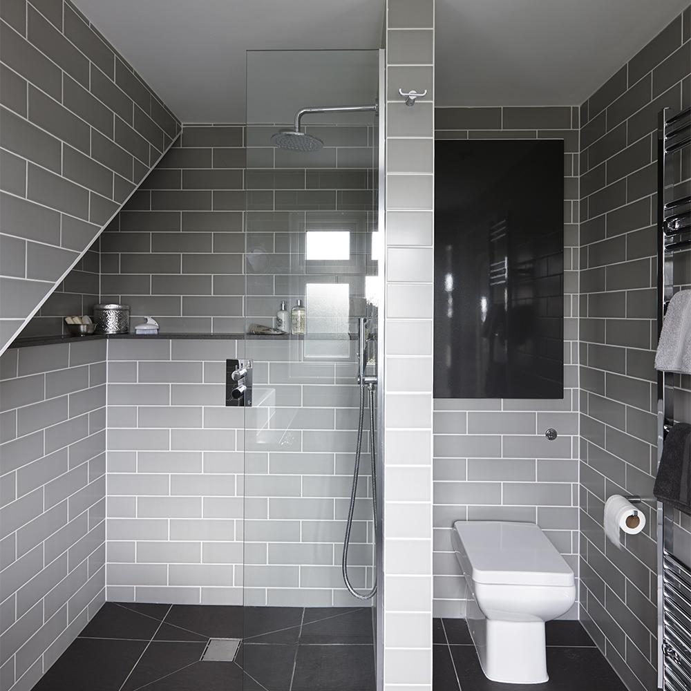 grey tiled wet room wet rooms