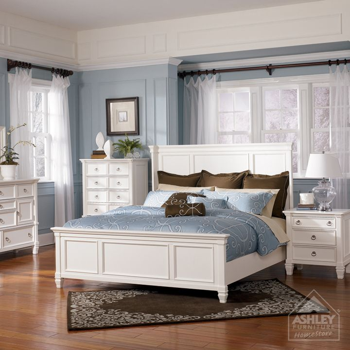 Ashley Furniture Bedroom Furniture | Ashley Furniture HomeStore – Prentice  Panel Bed