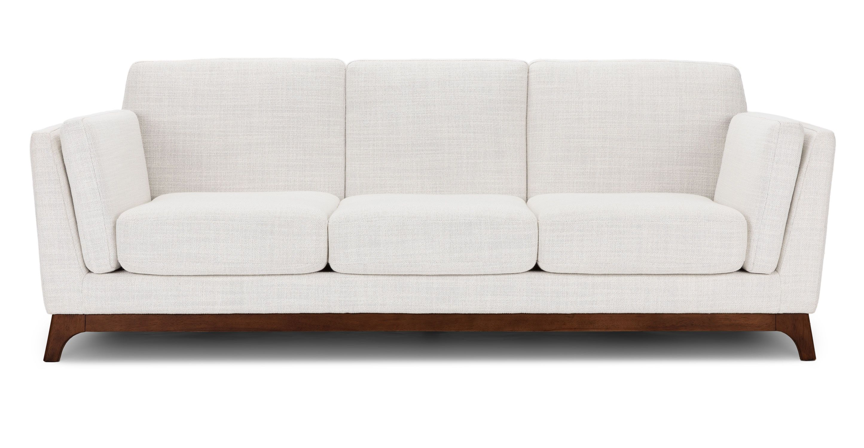 Ceni Fresh White Sofa - Sofas - Article | Modern, Mid-Century and  Scandinavian Furniture