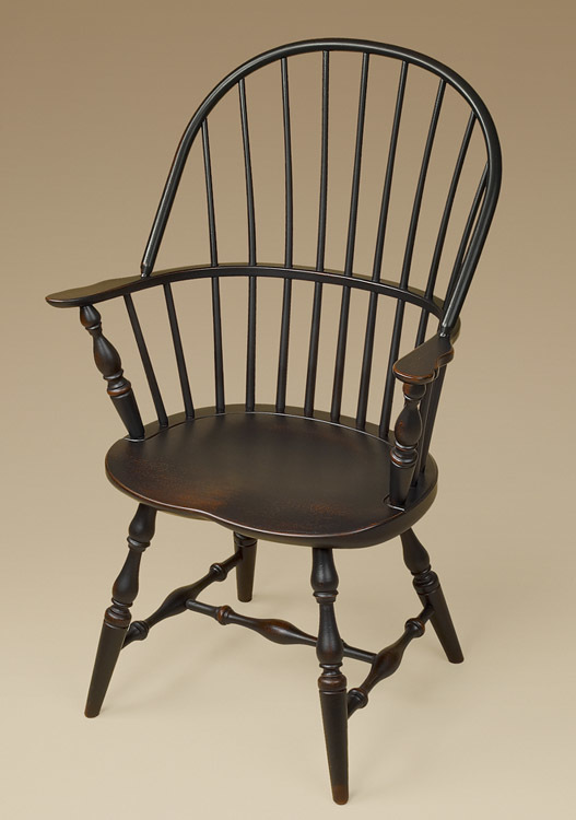 Sack-Back Windsor Armchair Image