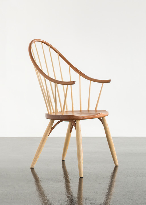 Moser Continuous Arm Chair - Thos. Moser
