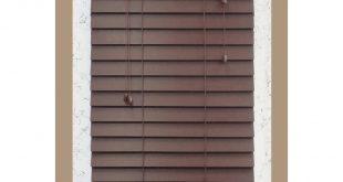 Premium Wood Blind - 71.5 in. W x 72 in. L (Actual Size 71 in. W x 72 in. L  )