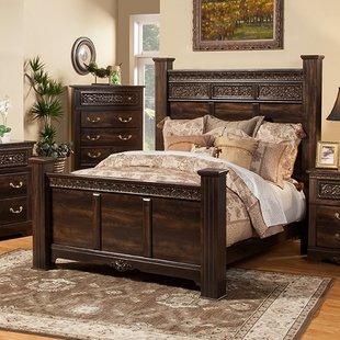 solid wood bedroom furniture boyers solid wood panel configurable bedroom  set maxkzci