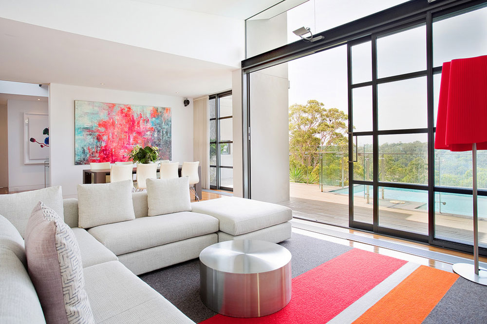 Middle-Cove-by-Bronwyn-Poole-of-Touch-Interiors Minimalist living room ideas to apply to your home