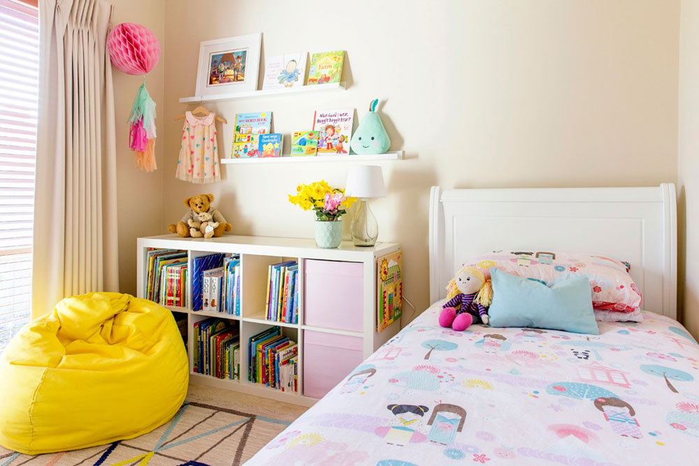 Girls-Room-by-My-Beautiful-Abode Ideas for children's rooms that are just great