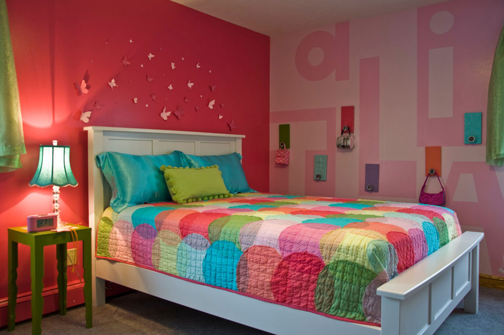 Talias-Colorful-Room-by-Taylor-Design-Studio ideas for kids rooms that are just fantastic