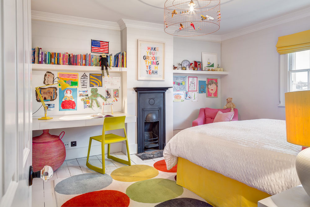 House-in-Blomfield-Road-by-Alex-Findlater-Ltd Children's bedroom ideas that are just fantastic