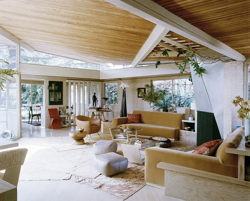 60s vibe interior interior design trends for 2019 in California