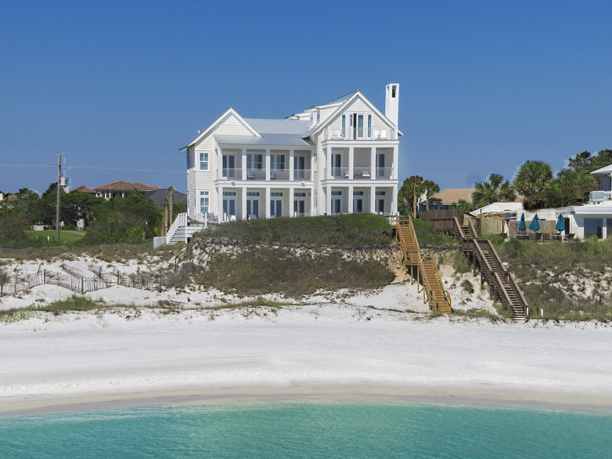 Reflections 3 Stylish 30A Beach Homes to Pack Your Bags with