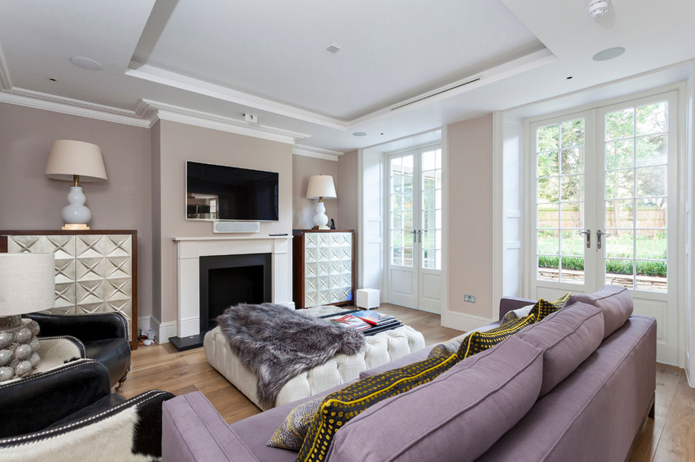 Eco-Home-by-Chris-Snook The color of lavender and the colors that go with lavender