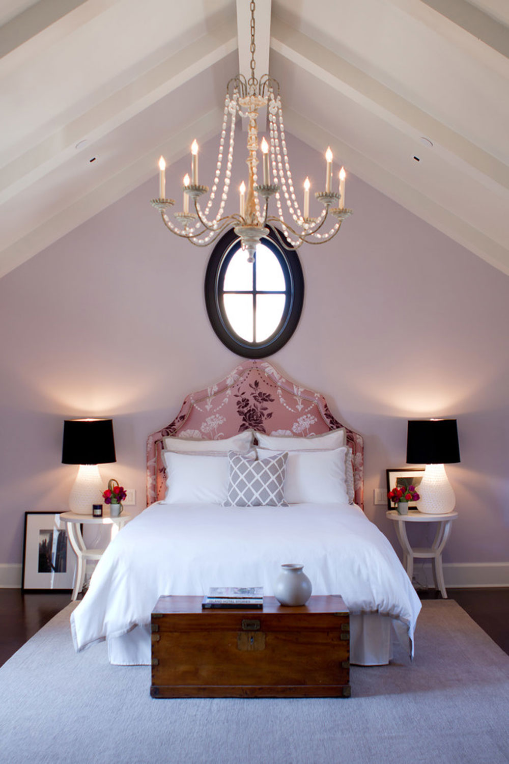Palisades-Riviera-by-Jackson-Paige-Interiors-Inc.  The color of lavender and the colors that go with lavender