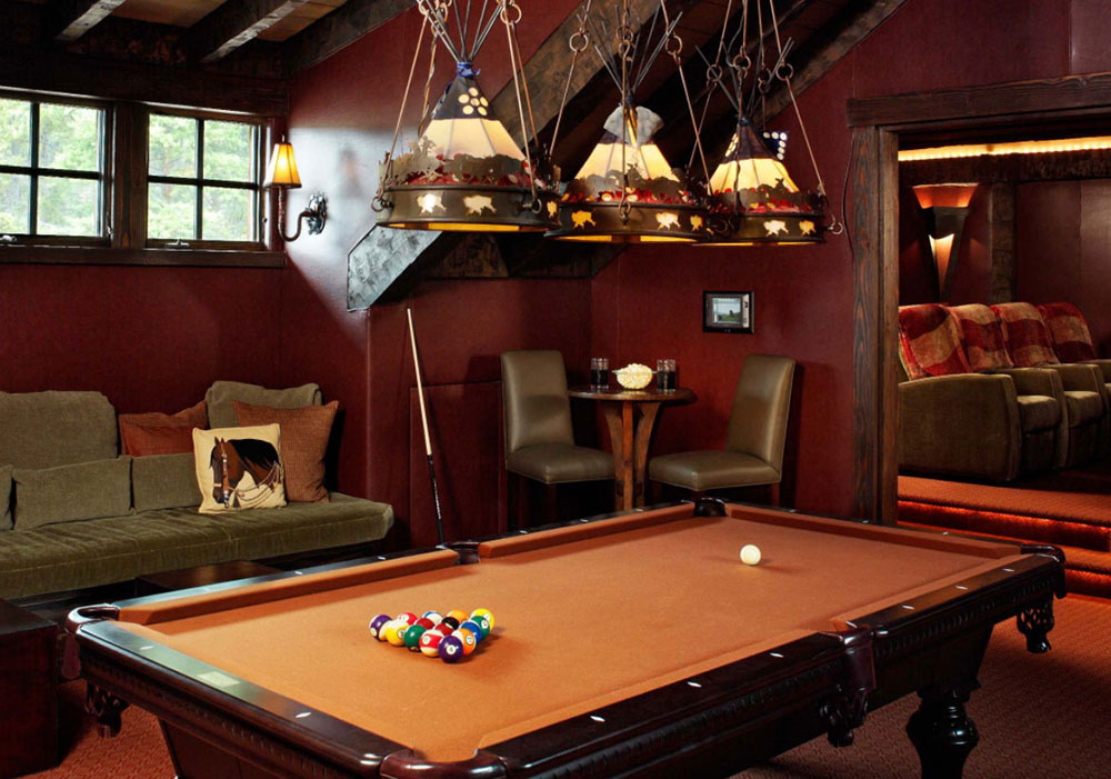 po Can a pool table benefit the interior of your home?