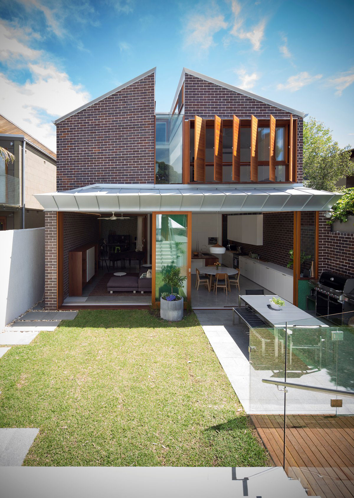 Green-House-by-Carterwilliamson-Architects Australian architecture and some beautiful houses to inspire you