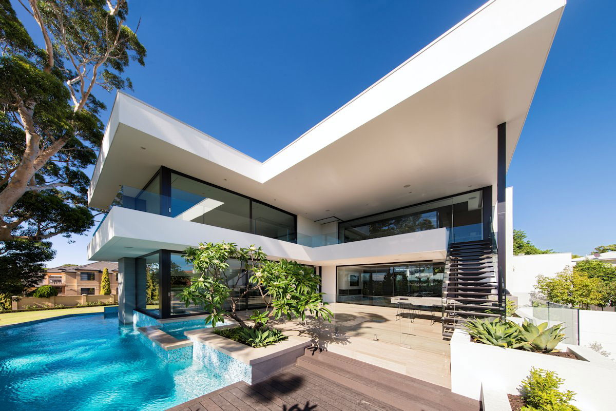 Expressing-Views-by-Urban-Projects Australian architecture and some beautiful homes to inspire you