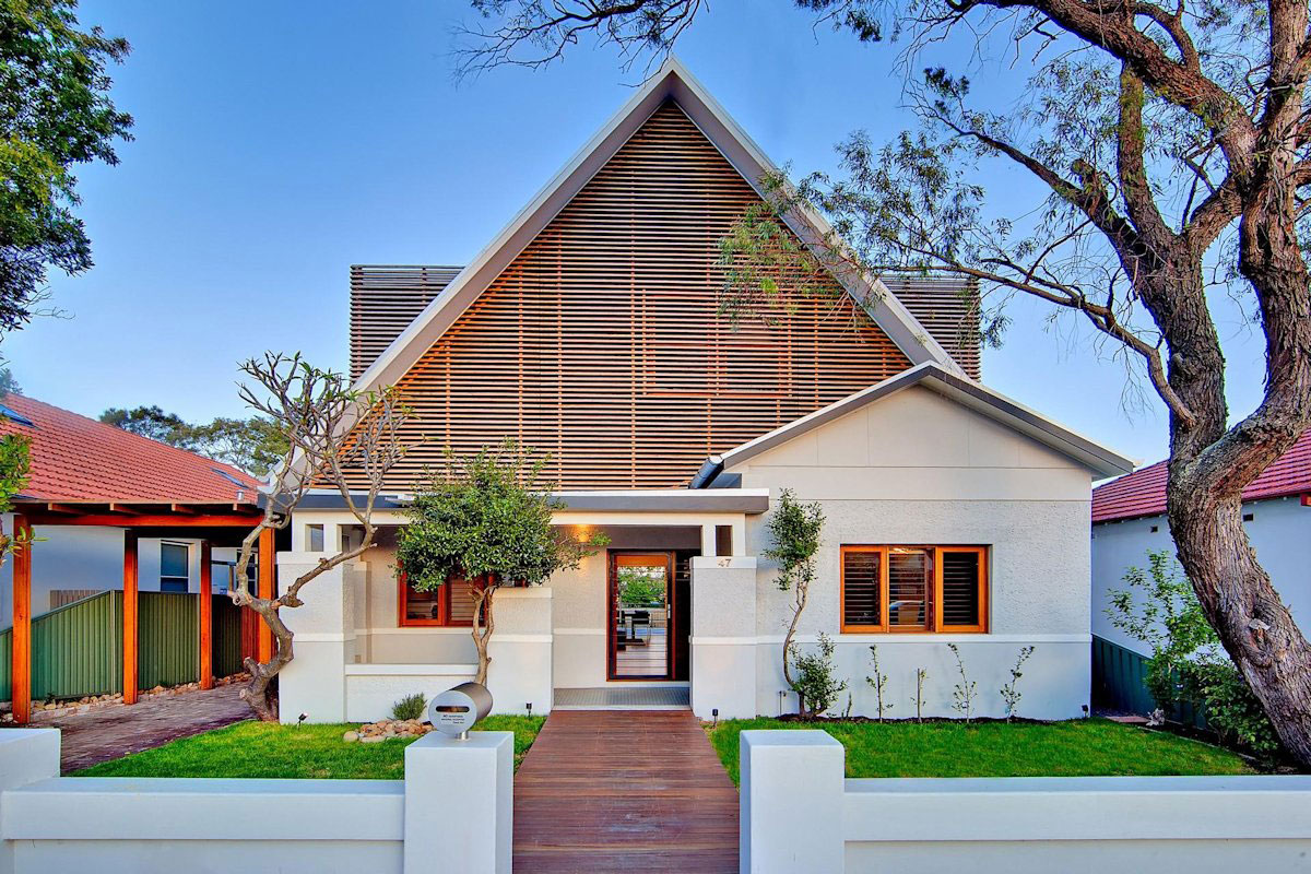Kensington-Residence-by-CplusC-Architecture-Workshop Australian architecture and some beautiful houses to inspire you