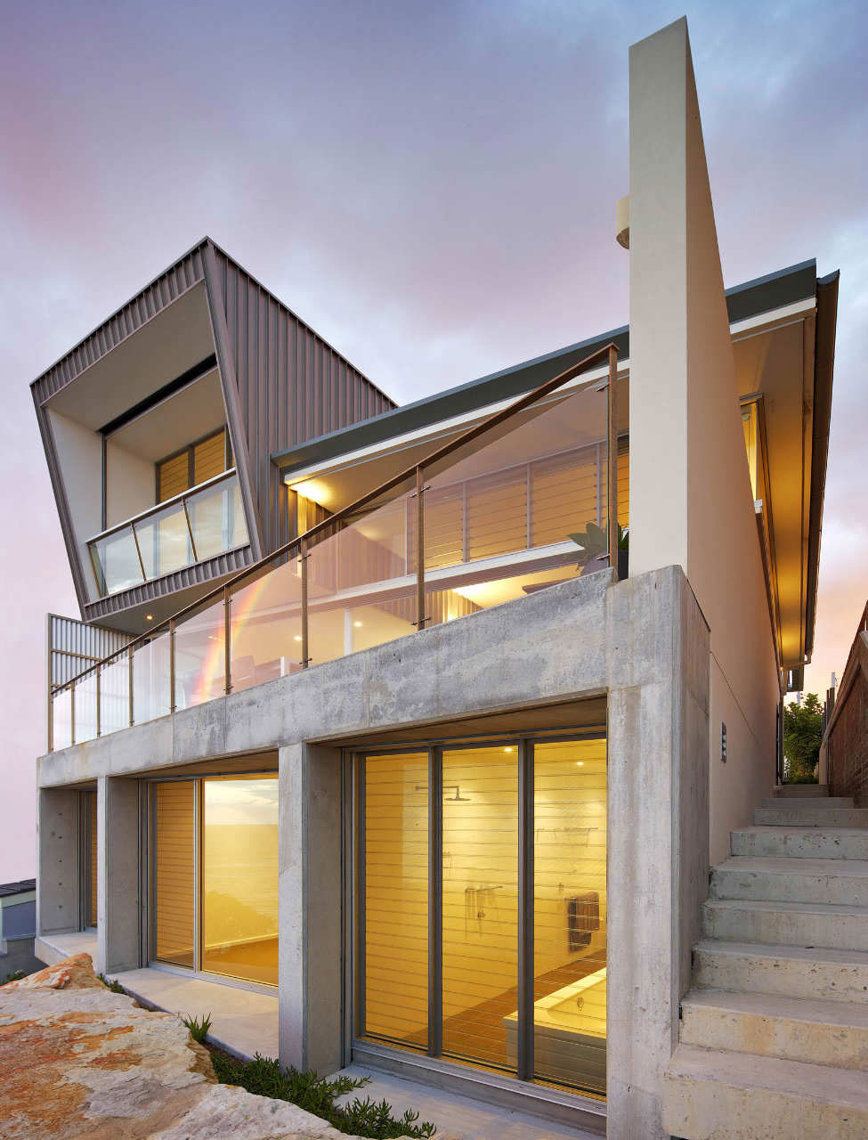 Queenscliff-House-by-Utz-Sanby-Architects Australian architecture and some beautiful houses to inspire you