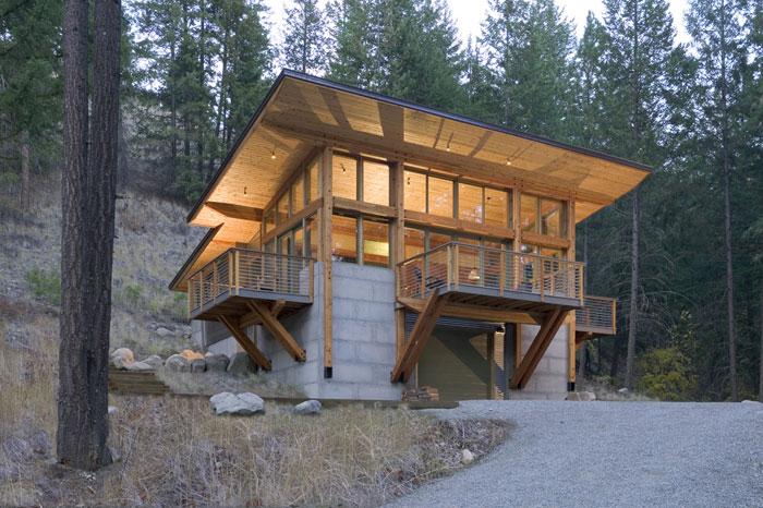 70073736946 Modern cabin designs that are breathtaking