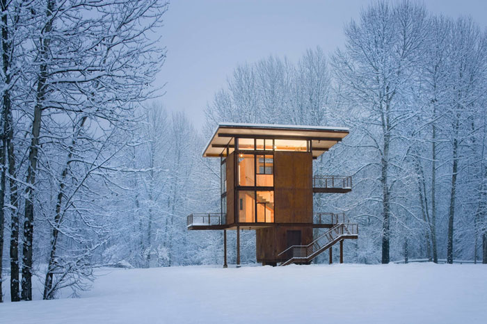 70073562400 Modern cabin designs that are breathtaking