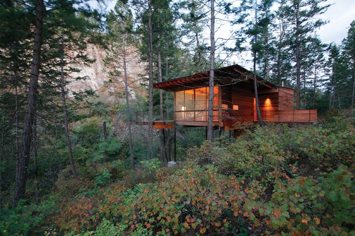 70073553902 Modern cabin designs that are breathtaking