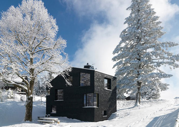 70073590336 Modern cabin designs that are breathtaking