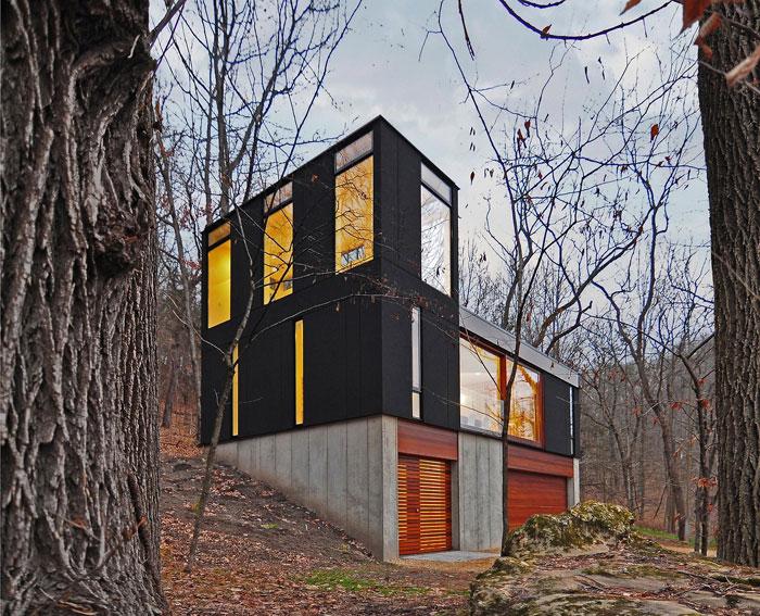 70073648968 Modern cabin designs that are breathtaking